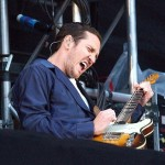 JF face with guitar