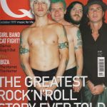Q-157-October-1999-RHCP-cover