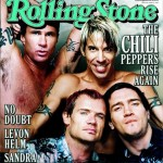 Rolling Stone RCHP Rise again Chad Smith, Flea, John Frusciante & Anthony Kiedis Red Hot Chili Peppers