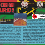 Hard-Italy-July-1999-Luglio-RHCP-californication-review
