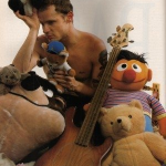 red hot chili peppers muppets flea photo gallery RHCP