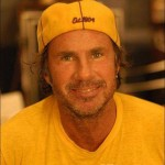 Chad Smith yellow peril!