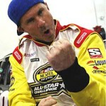 Chad Smith at Nextel NASCAR RHCP event