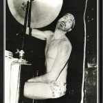 Chad Smith in RAW Magazine 1994