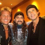 chad-smith-Chris-Jericho-Mike-Portnoy