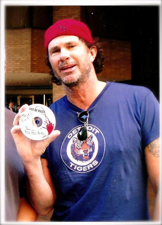 Chad Smith - Wallpaper Gallery
