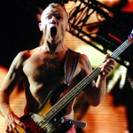 red hot chili peppers flea photo gallery RHCP