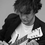 Josh Klinghoffer playing guitar