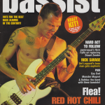 Bassist-Summer-1999-RHCP-Flea-cover