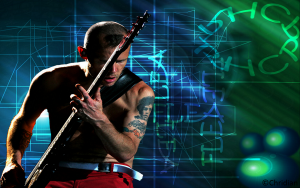 Flea Michael Balzary wallpaper RHCP