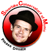 Flea donate Silverlake Conservatory of Music