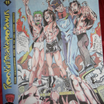 RHCP fanclub rockinfreakapotamus magazine cover