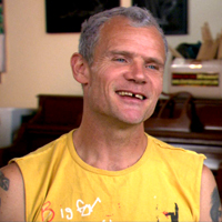 Flea RHCP interview about marathon running