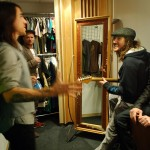 RHCP backstage MTV Total Request Live Kiedis Frusciante Flea