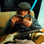 RHCP backstage MTV Total Request Live John Frusciante