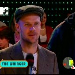RHCP MTV Total Request Live Flea interview