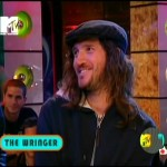 RHCP MTV Total Request Live John Frusciante with black cap