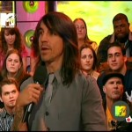 RHCP MTV Total Request Live Anthony Kiedis interview