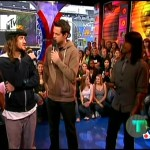 RHCP MTV Total Request Live John Frusciante interview Anthony Kiedis