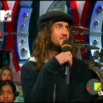 RHCP MTV Total Request Live John Frusciante interview