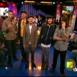 Red Hot Chili Peppers MTV Total Request Live