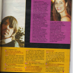 Red Hot Chili Peppers Brazil Capricho magazine interview kidis photo