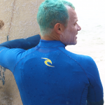 RHCP Flea wet suit seal suit Surfrider September 2010 TheChiliSource
