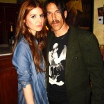 Anthony Kiedis RHCP Cafe Stella Silverlake of Conservatory Meal