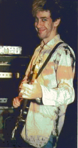 Hillel Slovak guitar player RHCP