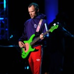 RHCP Musicares Neil Young Flea