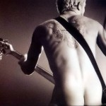 Bare bum flea red hot chili peppers