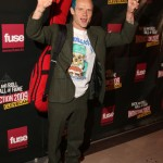Flea bassist Red Hot Chili Peppers metallica inducted cleveland ohio