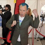 Flea bassist Red Hot Chili Peppers yes