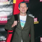 Flea bassist Red Hot Chili Peppers gap toothed smile