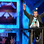 flea red hot chili peppers inducts metallica hall of fame cleveland