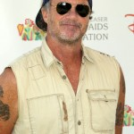Chad Smith drummer RHCP Rhythm Train charity event