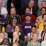 Celebrities+At+The+Lakers+Game+7C-lHyTStTYl