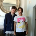 I'm With you interviewred Hot chili peppers