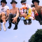 The Red Hot Chilli Peppers