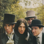 red hot chili peppers a p interview photos period costume gentlemen top hats