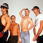 RED HOT CHILLI PEPPERS STUDIO SESSION