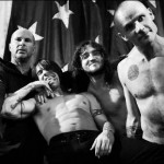 03/28/2006. Close-up, Red Hot Chili Peppers