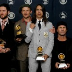 49th Annual Grammy Awards - Press Room
