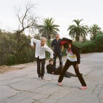 1st Official Photo of new RHCP