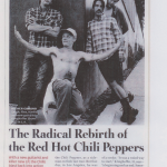 red hot chili peppers I'm With You Josh Klinghoffer Anthony kiedis Flea Chad Smith