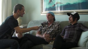 I'm with promotional interview RHCP