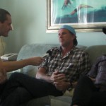 I'm With You Promotional interview photo red hot chili peppers