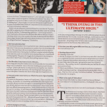 Red Hot Chili Peppers magazine interview