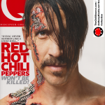 Red Hot Chili Peppers magazine interview Anthony Kiedis
