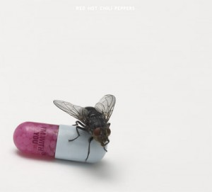 I'm with you Red Hot Chili peppers new album cover Damien Hirst
